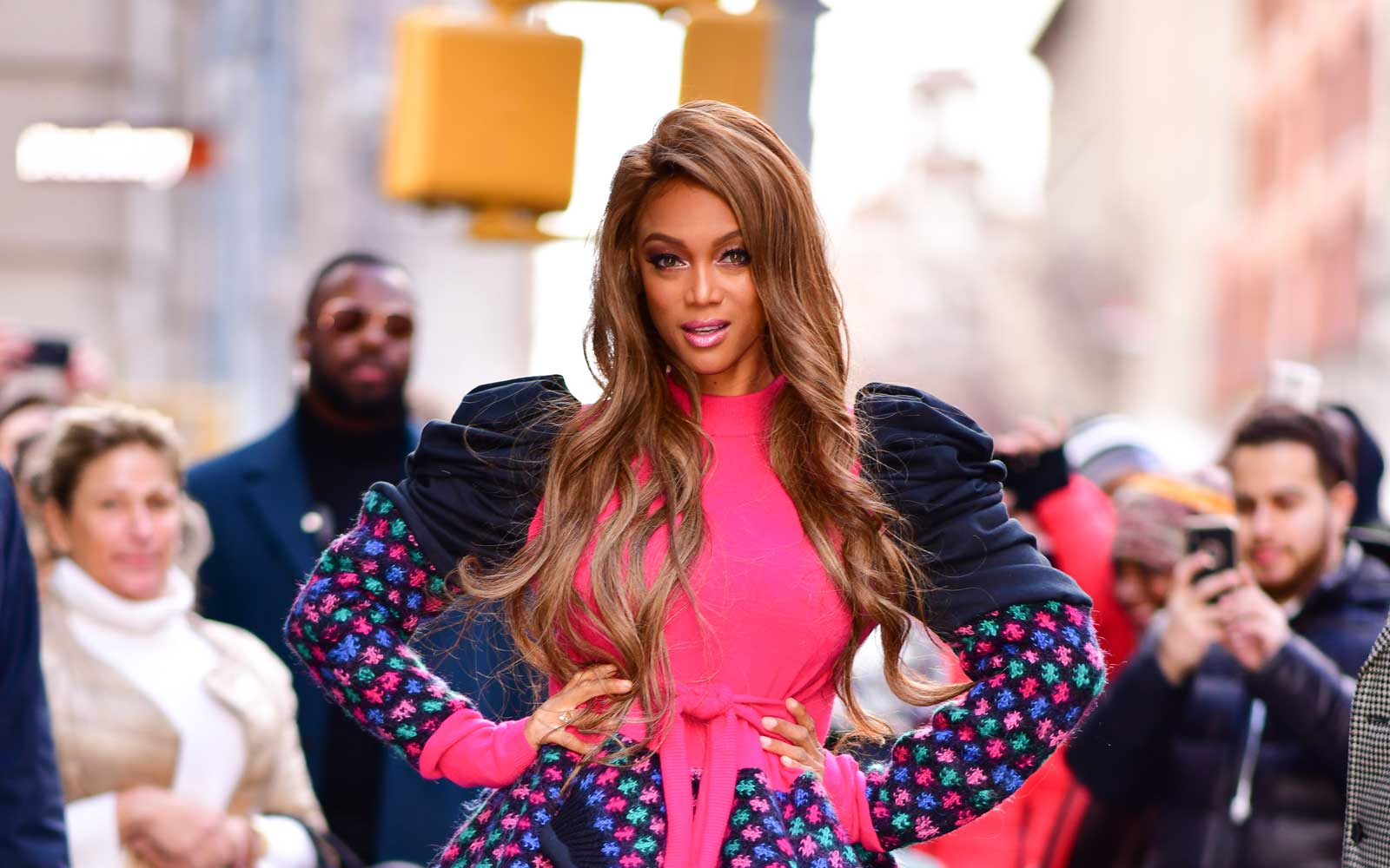 Tyra Banks Is Opening a Modeling Theme Park in California
