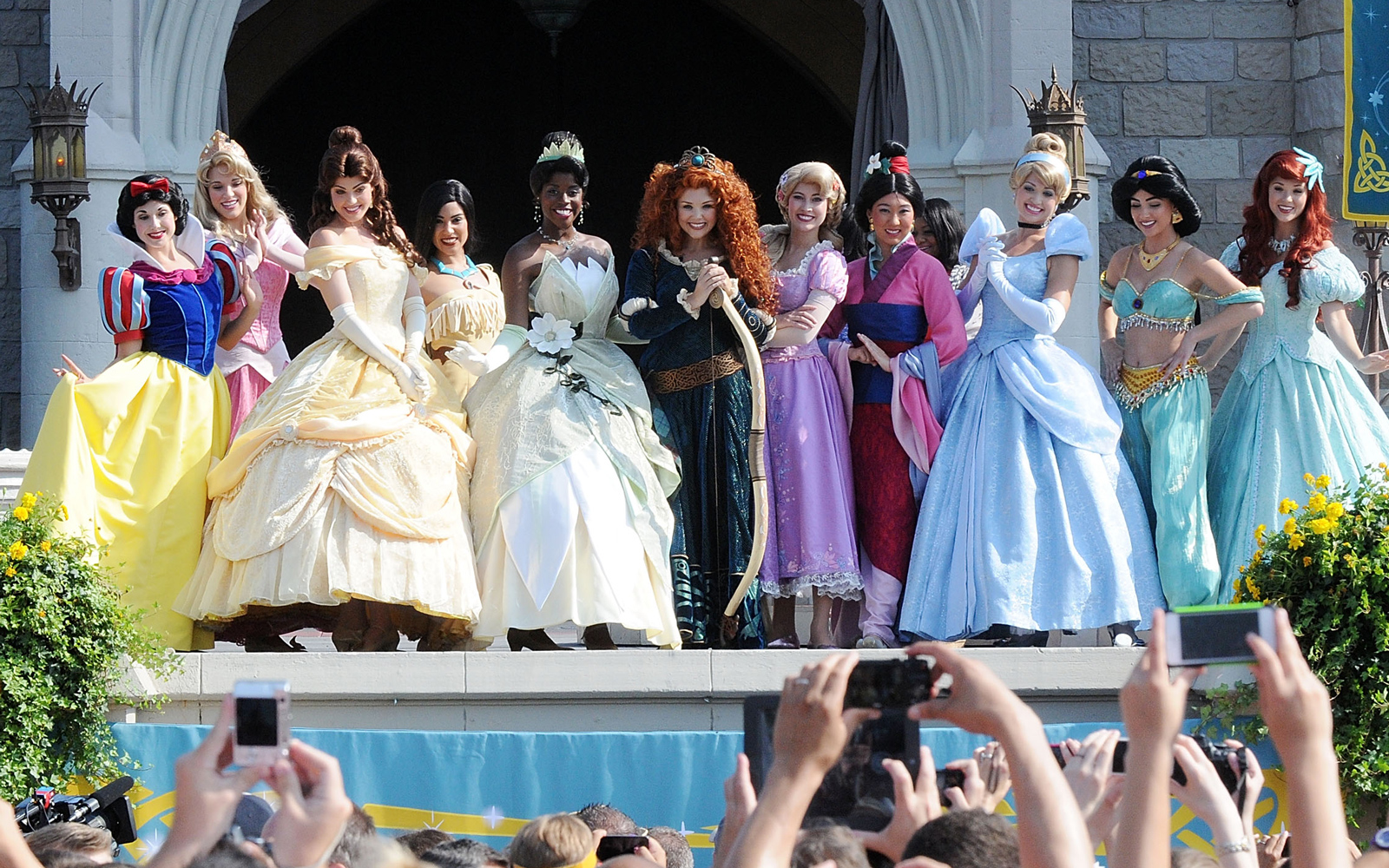 A Family in the U.K. Is Offering $53,000 a Year to a Part-time Nanny Willing to Dress Like a Disney Princess Every Day