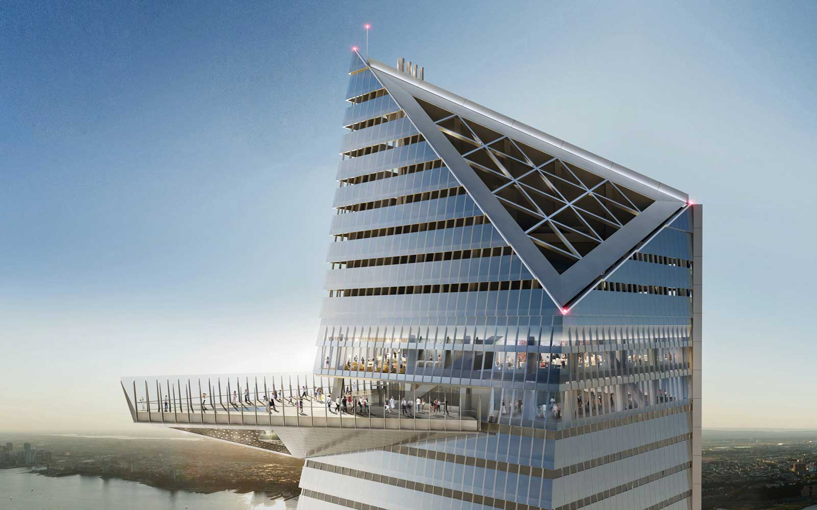 Hudson Yards Observation Deck