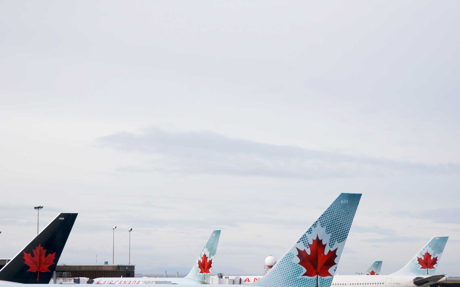 Air Canada Pilot Orders 23 Pizzas for Passengers Stranded for 8 Hours