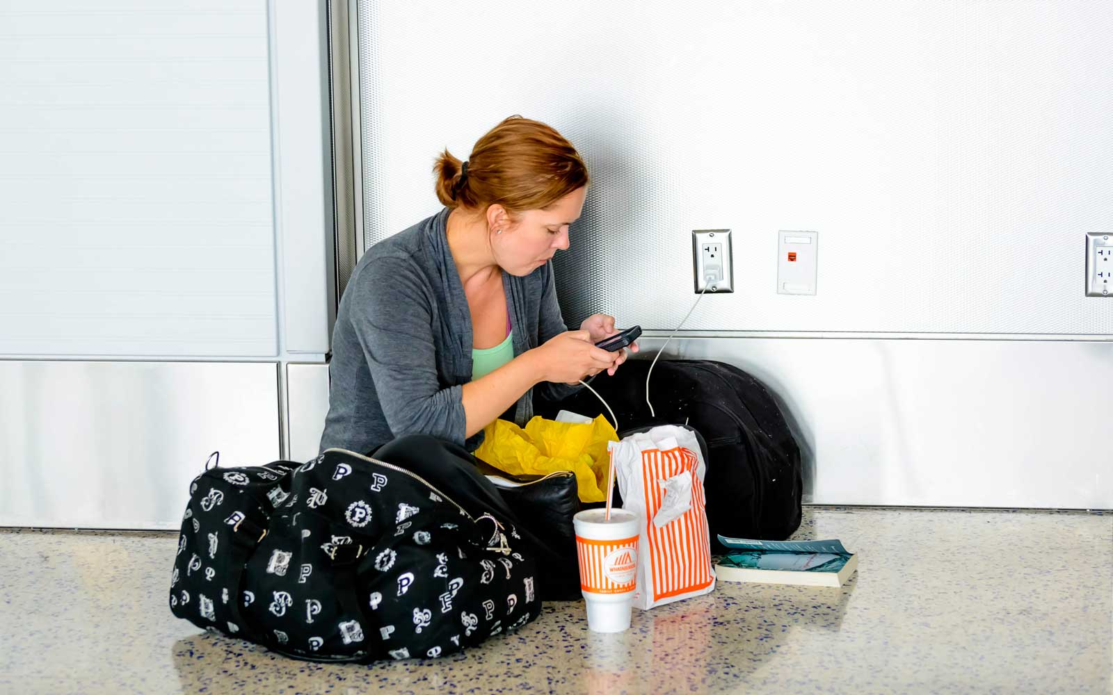 These Are the Foods You Don't Want to Eat Before a Flight