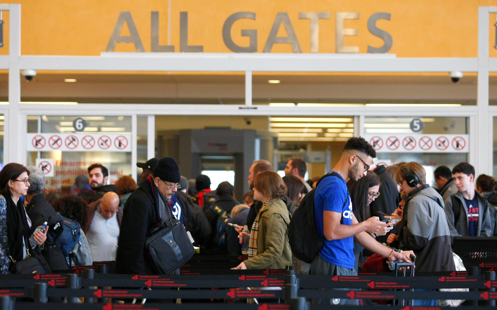 Atlanta's Hartsfield-Jackson Named World's Busiest Airport for 21st Year in a Row