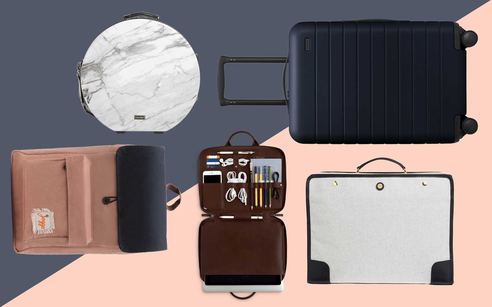 Use your Meyers-Briggs Personality type to know which travel bag to buy next