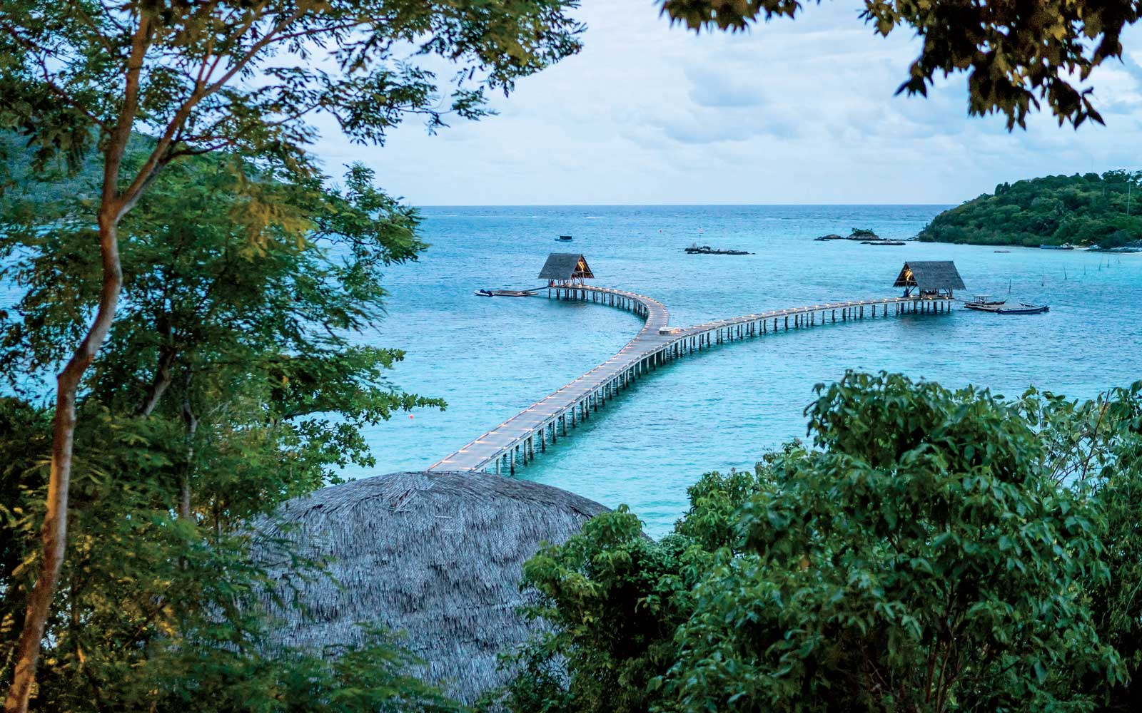 These Three Island Retreats Offer the Luxury of Total Privacy