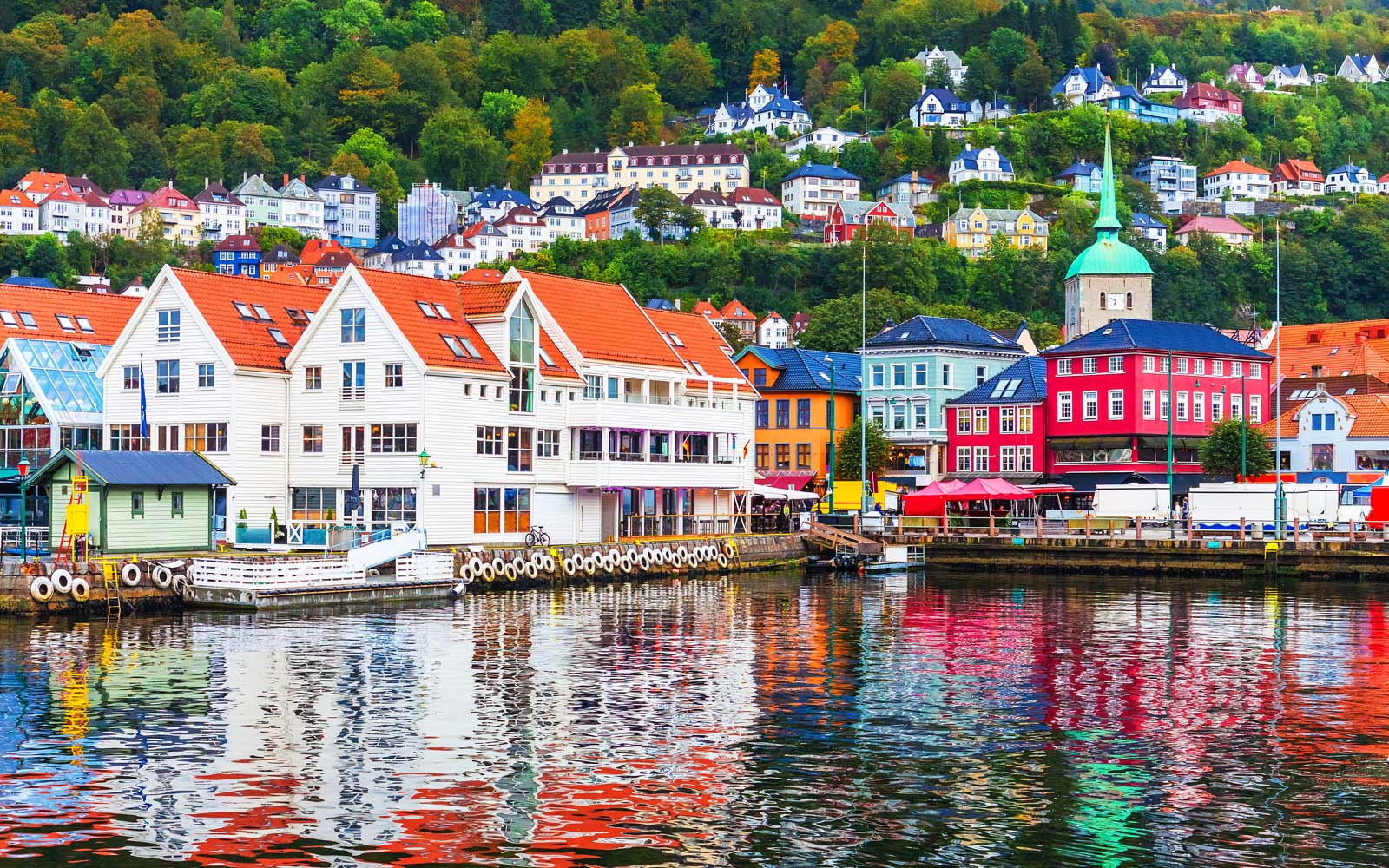 Fly to destinations like Bergen, Norway, starting at just $95 one-way with Norwegian Air's latest sale.
