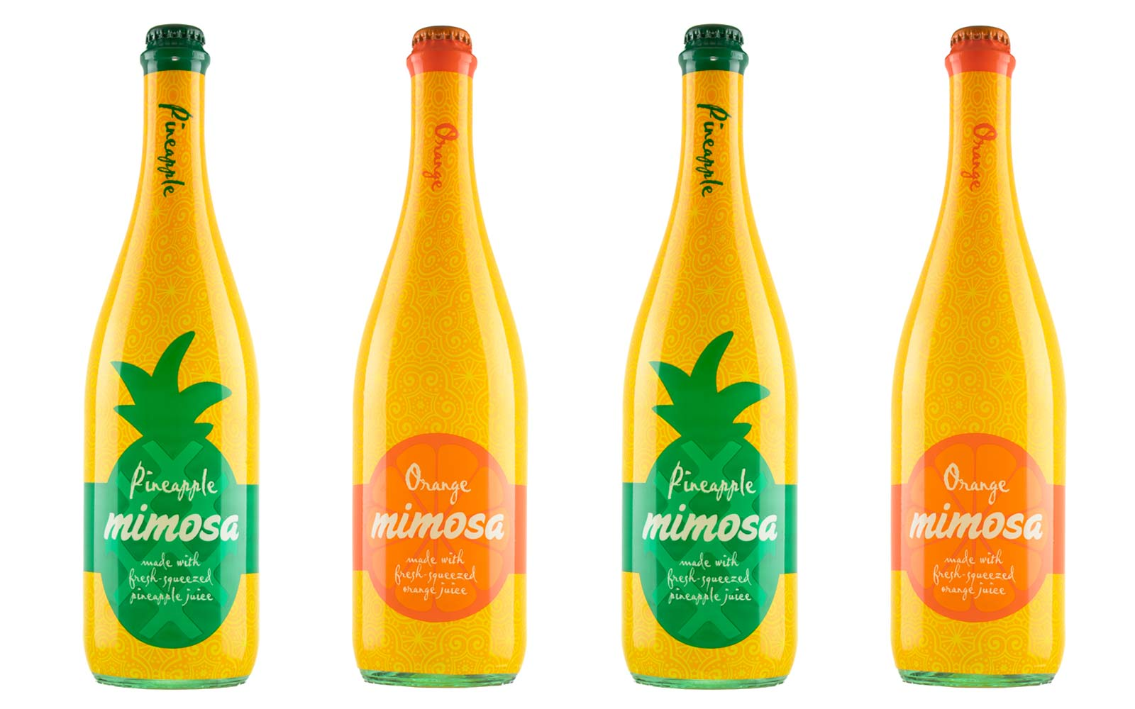 Aldi Is Bringing Back Their Bottled Mimosas — and They Now Come in a Pineapple Flavor