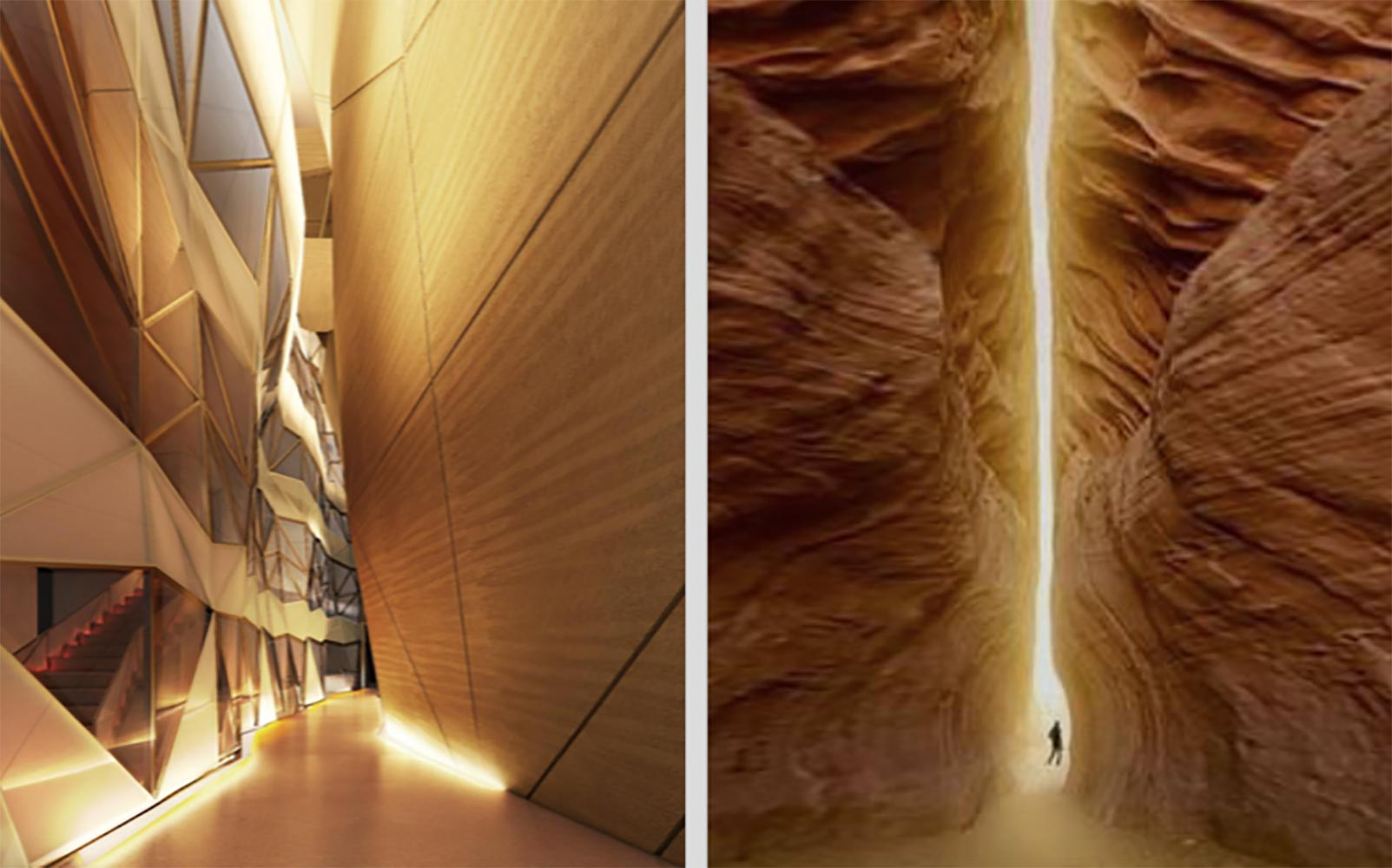The New W Amman Draws Inspiration From Petra, Jordan's Famous Ancient City