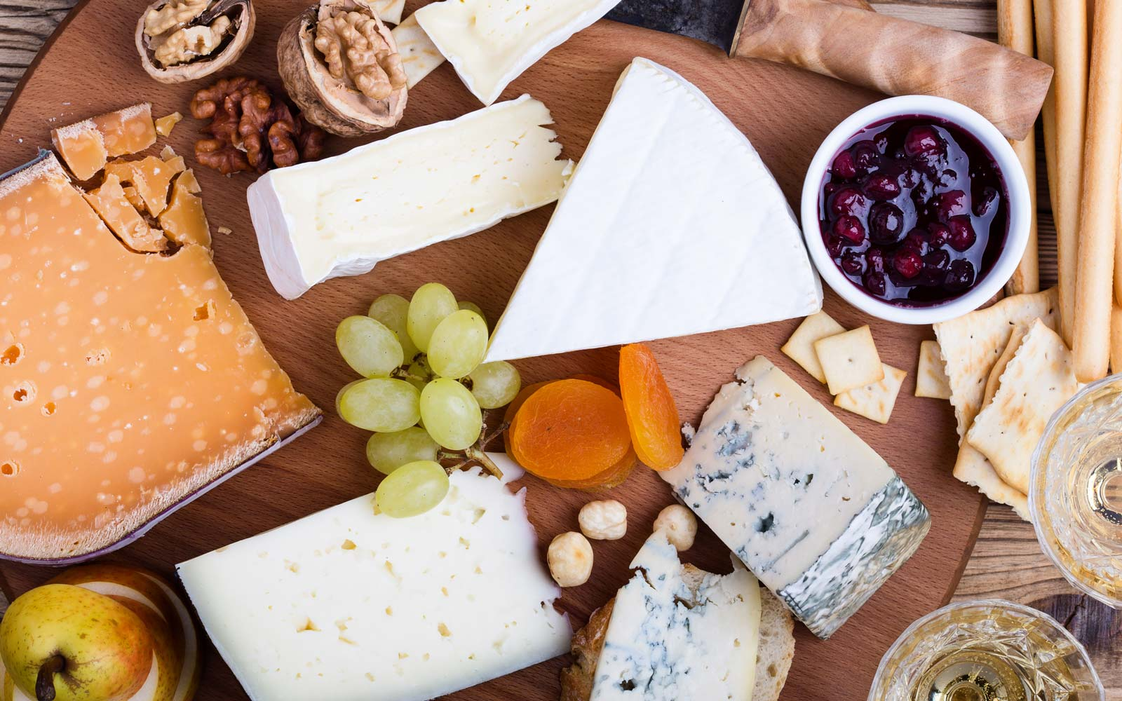There's a Cheese Trail in New York's Finger Lakes, and It's Glorious