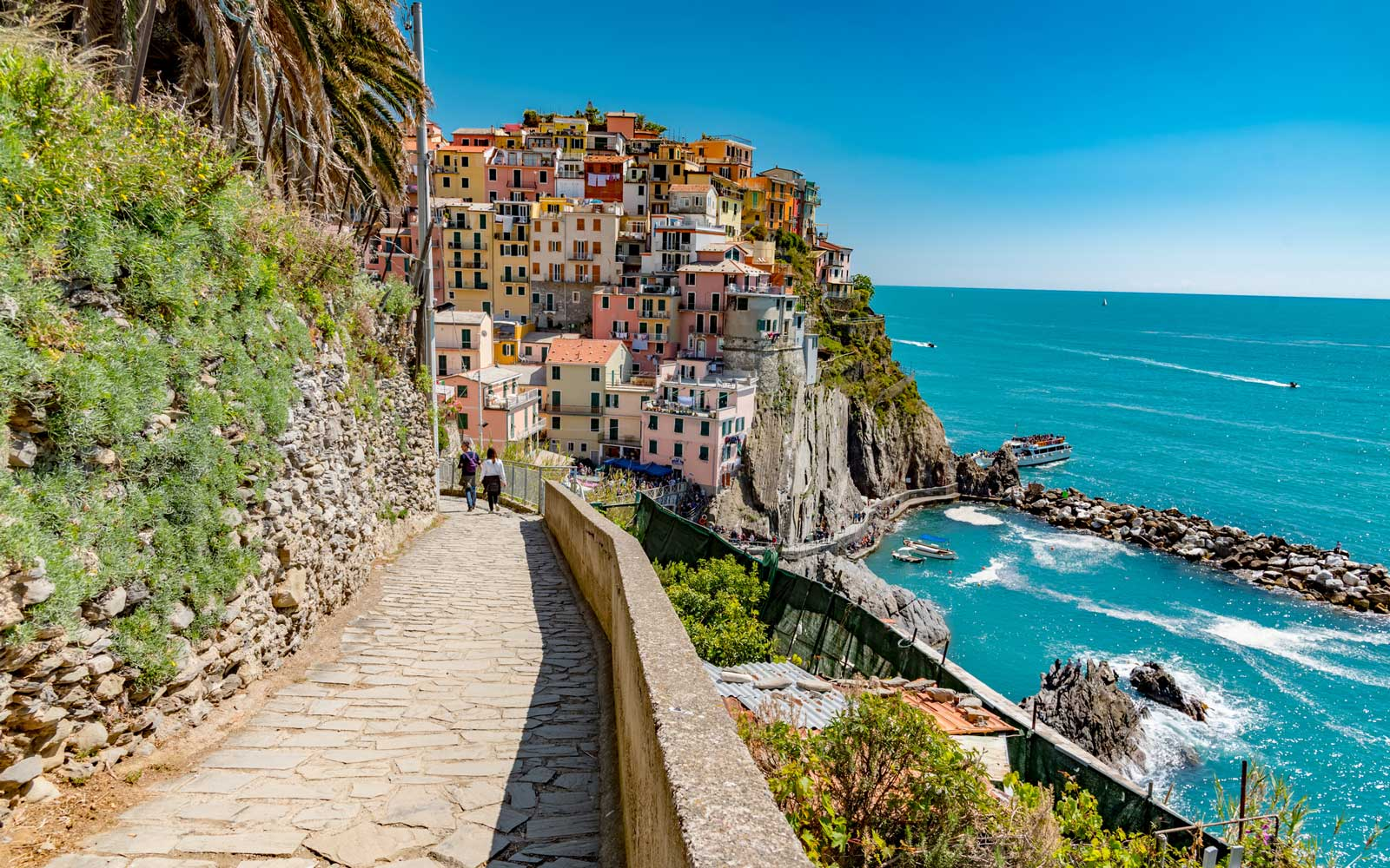 Cinque Terre Could Fine You Up to $2,824 If You Try to Hike in Flip-flops