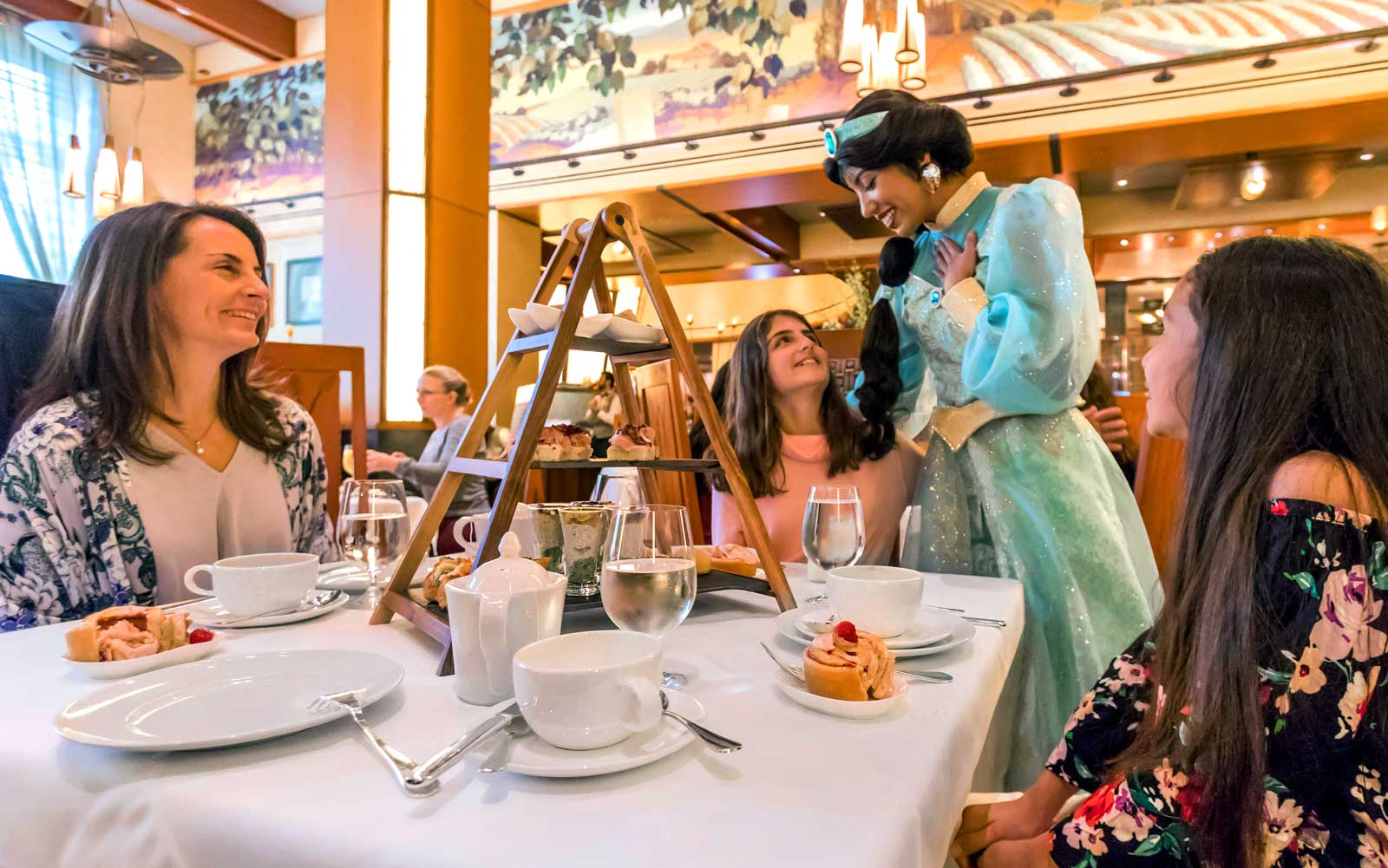 Disneyland Has a New Luxury Princess Brunch — and Theme Park Tickets Aren't Required