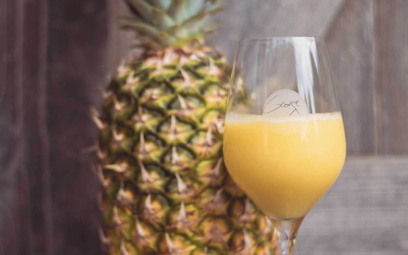 Disney Springs Now Has a Weekend Wine Brunch With Dole Whip Mimosas