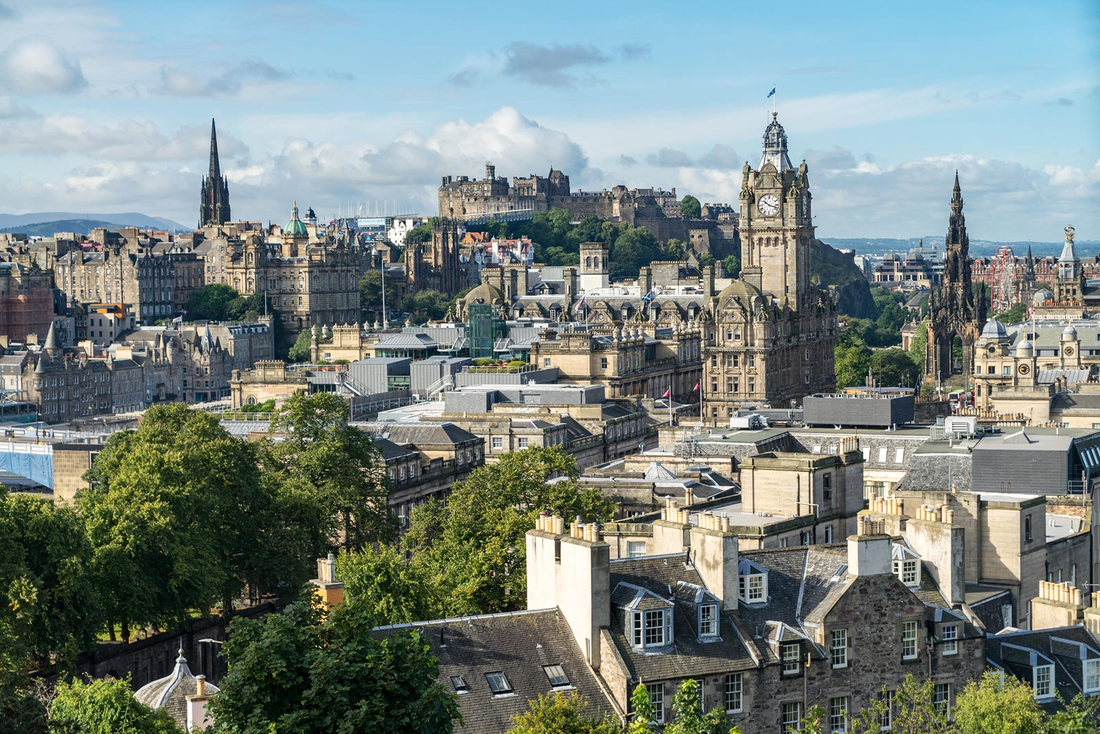 This New Low-fare Train Will Get You From London to Edinburgh for Only $33