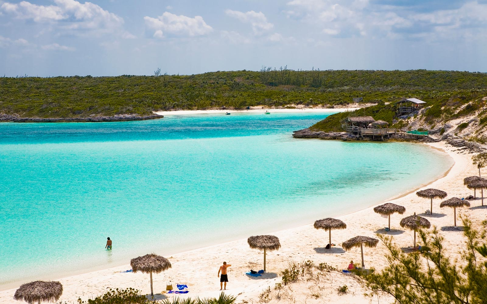 More Tourists Are Flocking to the Bahamas Than Ever Before
