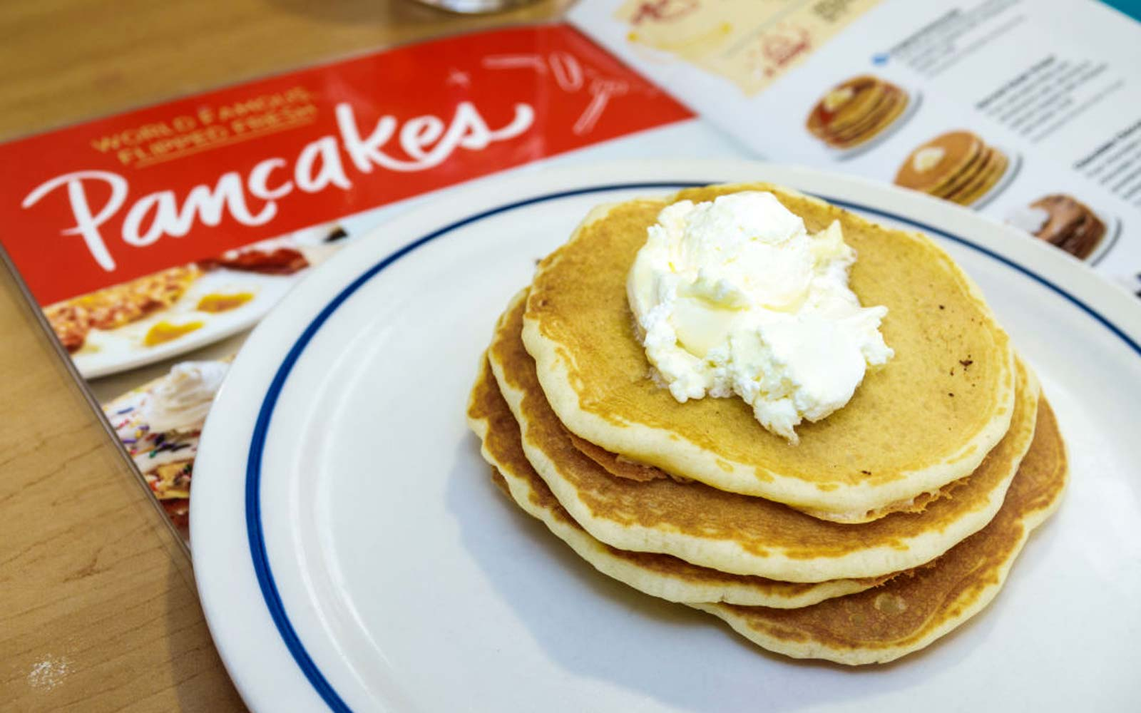 IHOP Is Giving Out Free Pancakes — Here's How to Get Some