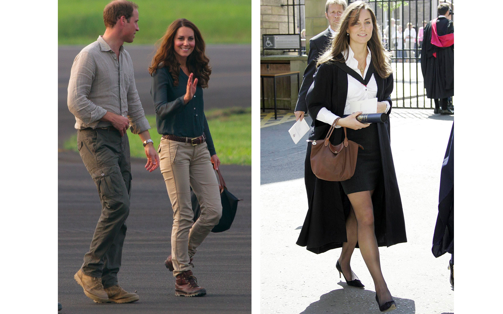 7351a164ffd8 Kate Middleton and Meghan Markle Have Worn This Tote Bag for Years ...