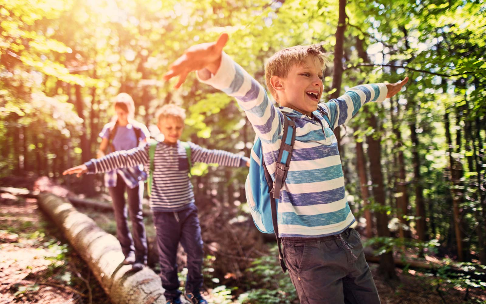 Kids Who Spend More Time Outside Are Happier Adults — Here's Why
