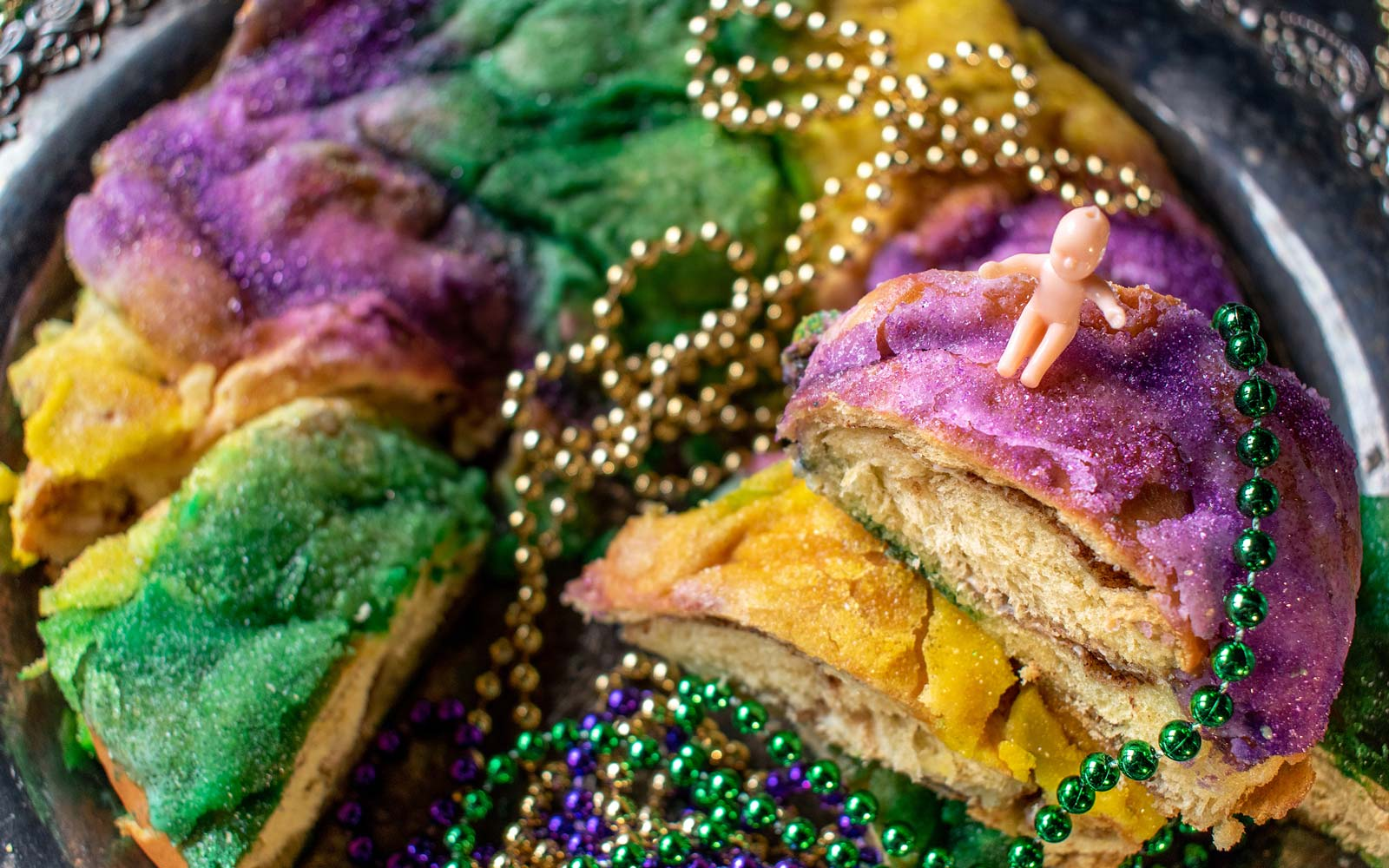 This Is Why There's a Plastic Baby in Your King Cake