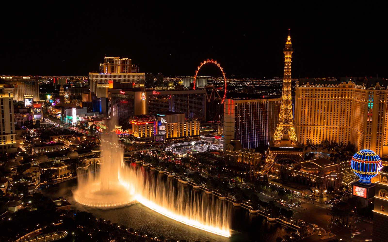 Fly to popular stops like Las Vegas for a discount with Alaska Airlines' latest sale.