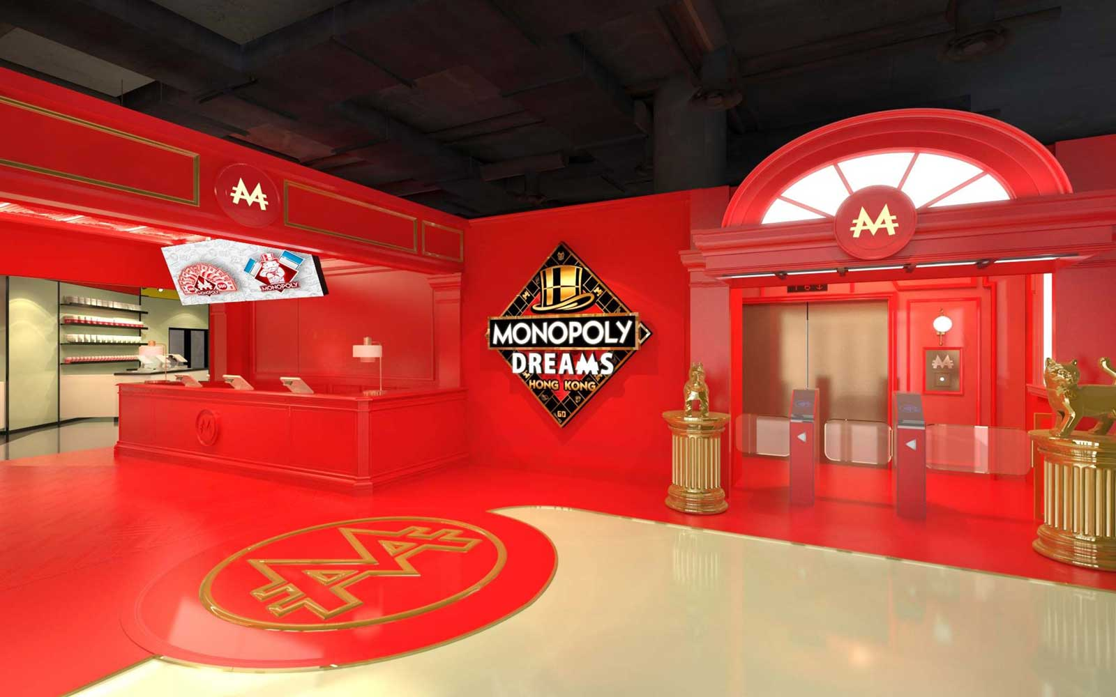 Hong Kong's New Life-size Monopoly Game Will Make All Your Childhood Dreams Come True