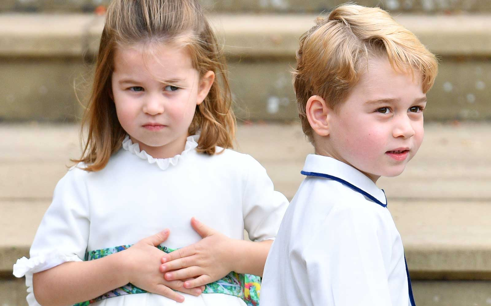 Prince William and Kate Middleton Haven't Told Prince George He'll One Day Be King
