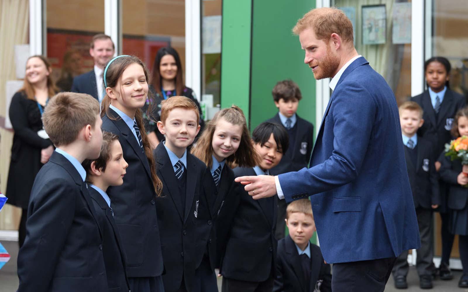 'When Is the Real Prince Coming?' — Harry Has Best Reaction When Boy Doesn't Believe He's a Royal