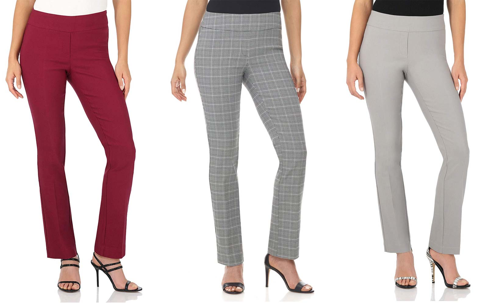 Amazon Customers Are Raving About These Work Slacks That Feel Like Yoga Pants — and They're Only $35