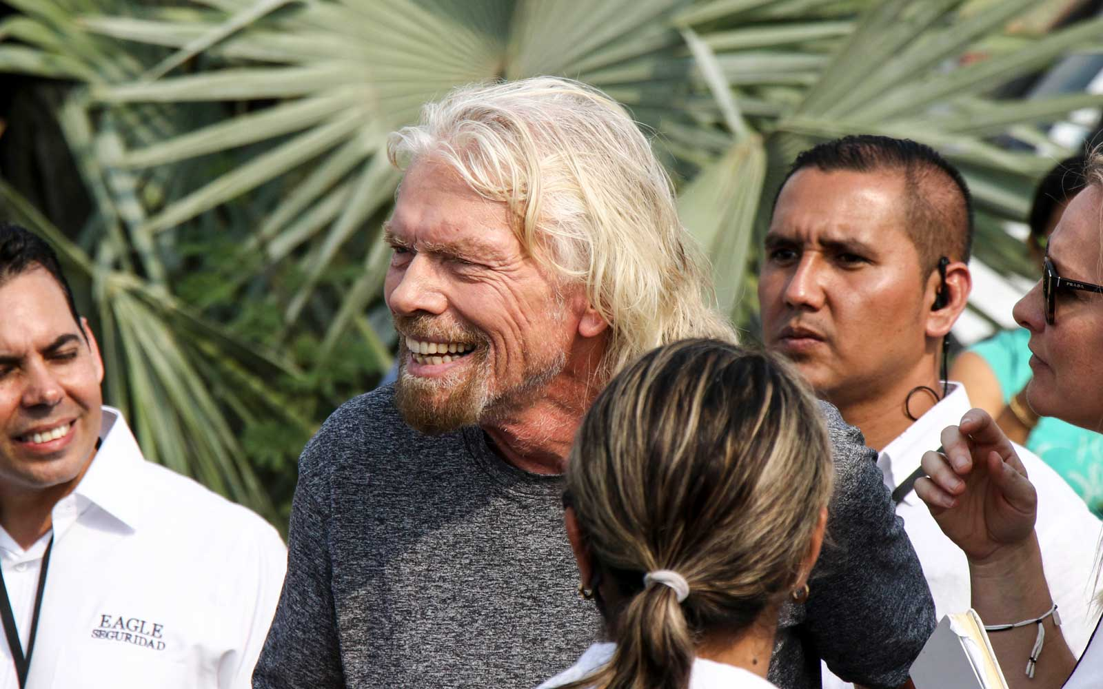 How to Ask Your Boss for More Vacation Days, According to Richard Branson