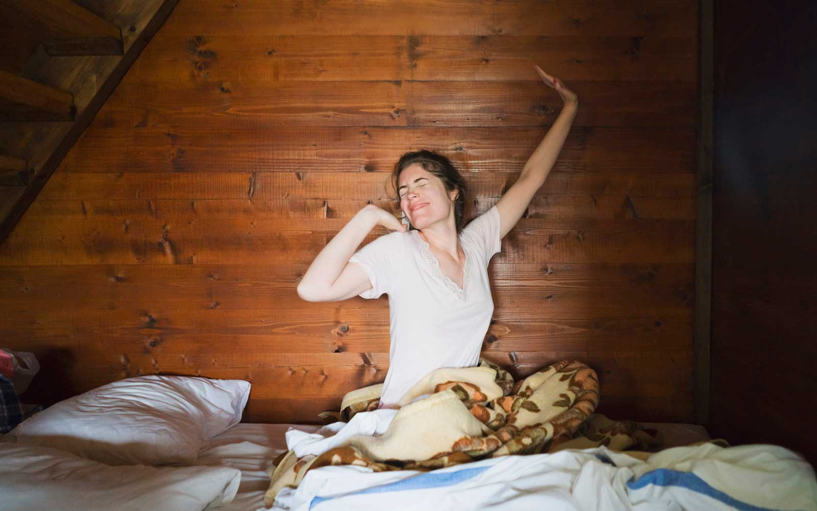 Sleeping in on the Weekend May Not Be Good for Your Health, Study Says