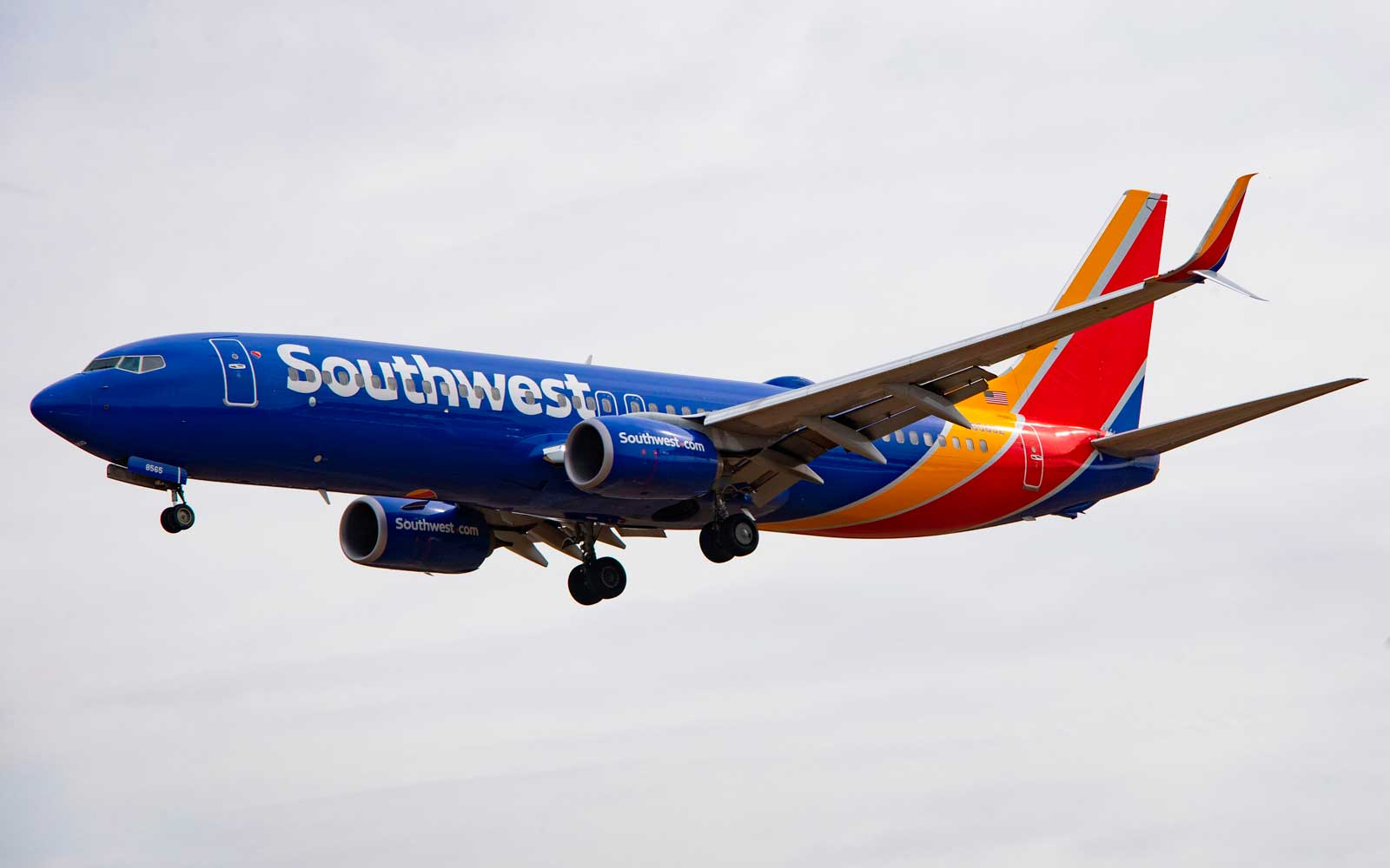 Southwest Airlines Boeing 737-Max 8