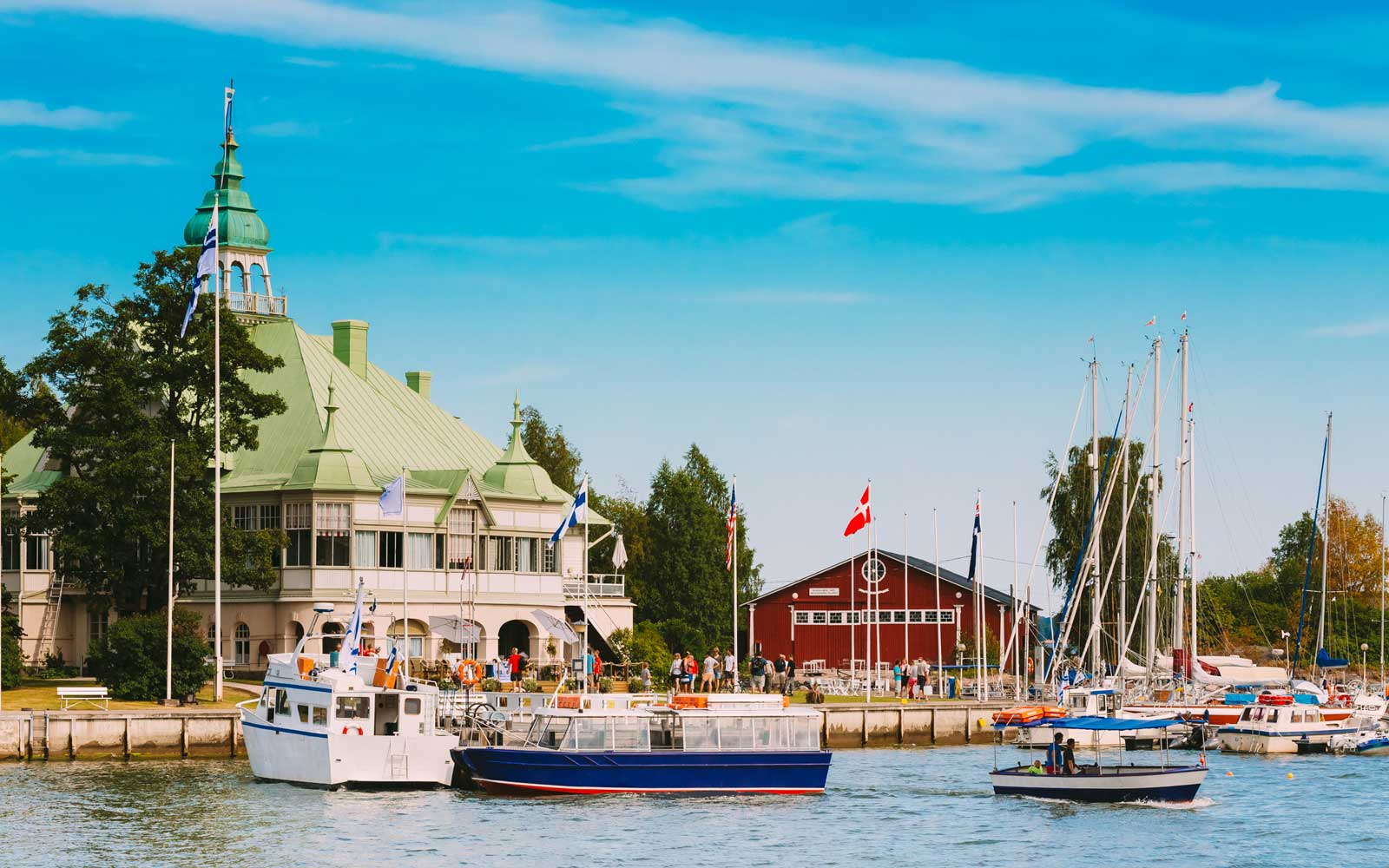 Why Finland Is Consistently the Happiest Country on Earth
