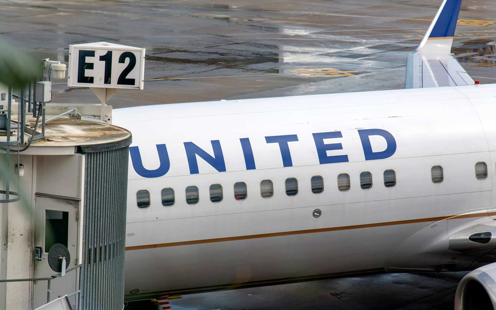 United's Testing a New Program That Could Save Late Passengers From Missing Their Flights
