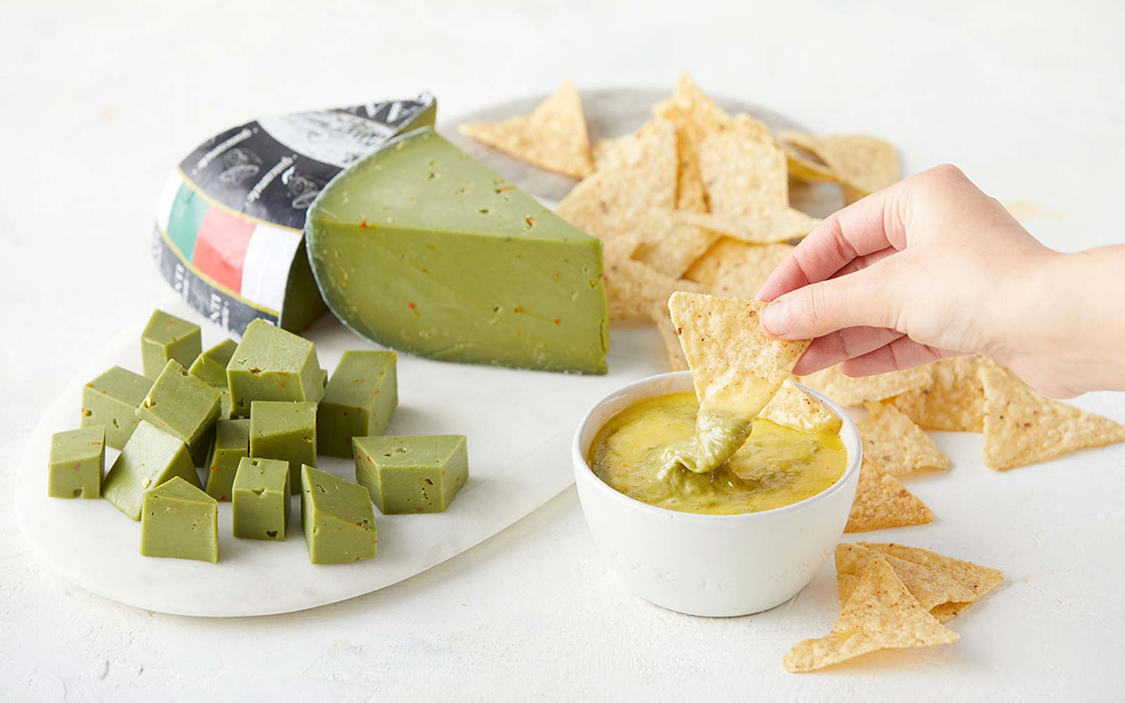 There Is Such a Thing As Guacamole Cheese