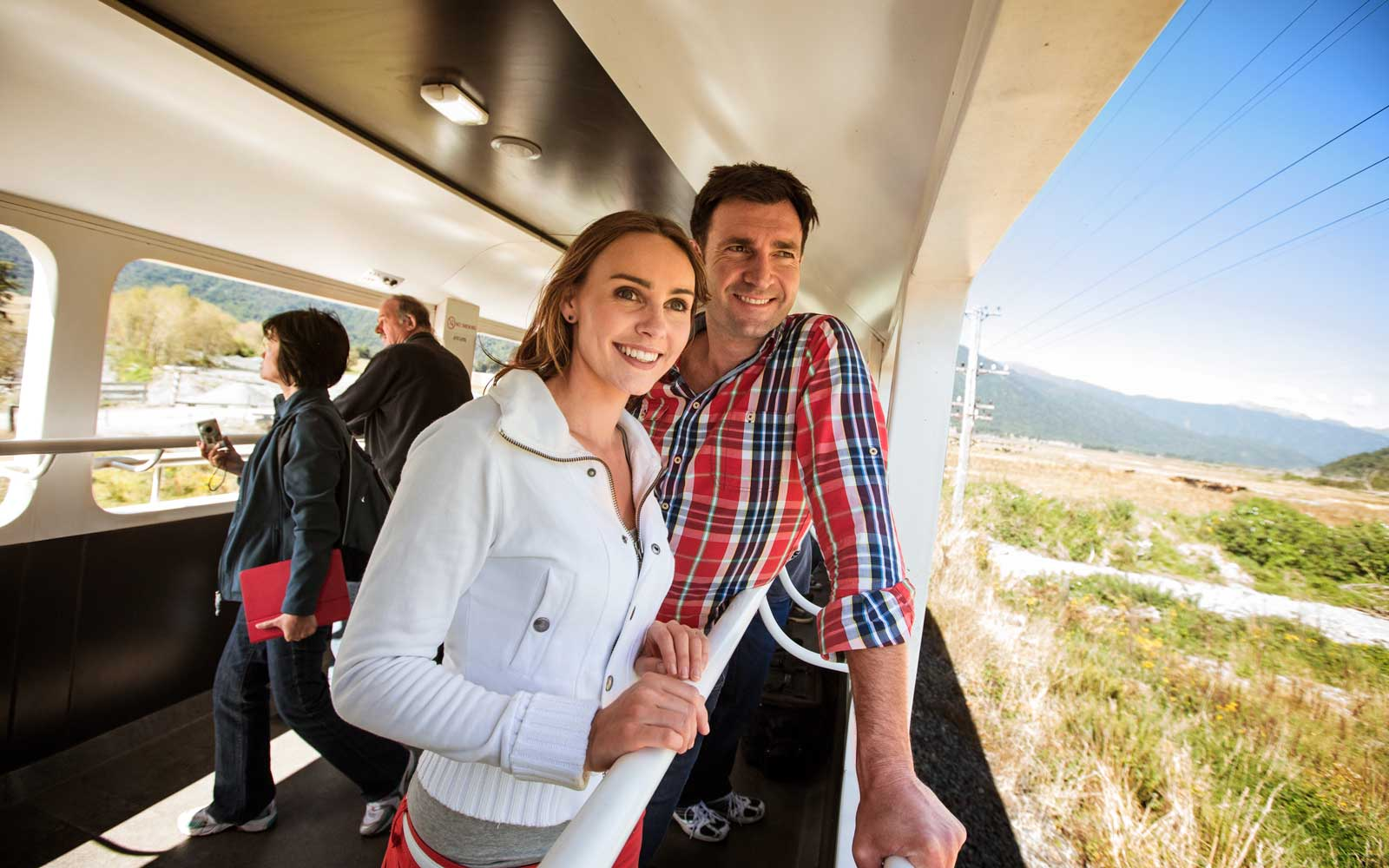 New Zealand Rail Had to Close Its Open-air Viewing Cars Because Passengers Were Taking Dangerous Selfies