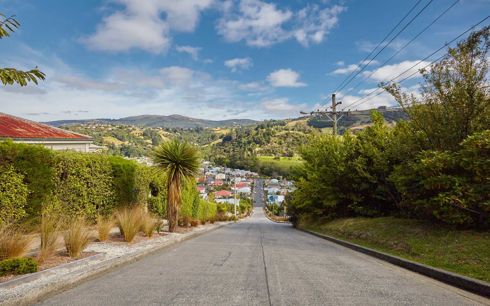 Baldwin Street, Dunedin, New Zealand
