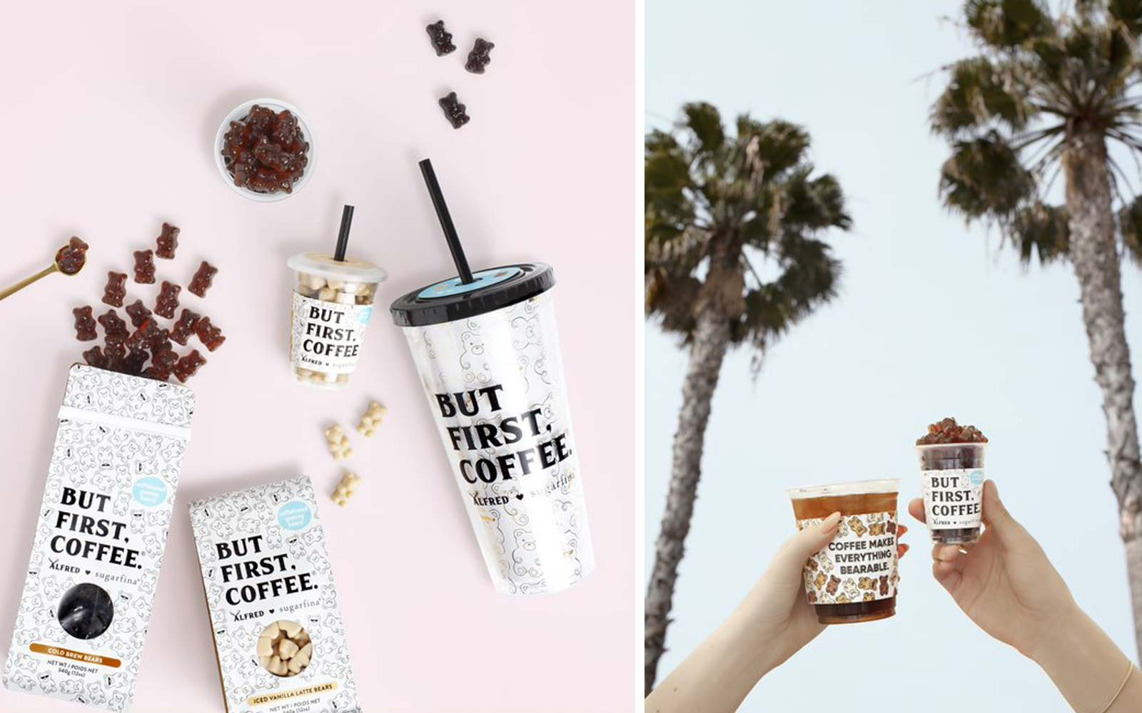 These Coffee-infused Gummy Bears Are the New Best Way to Start Your Morning