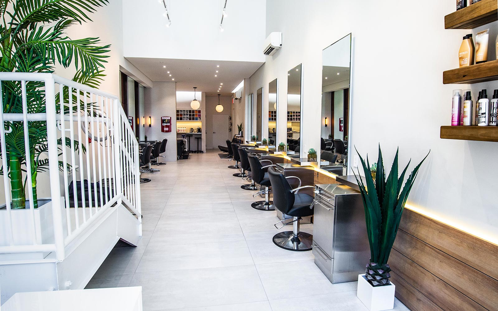 This NYC Hotel Just Opened a Hair Salon So You Never Have to Leave With Bed Head