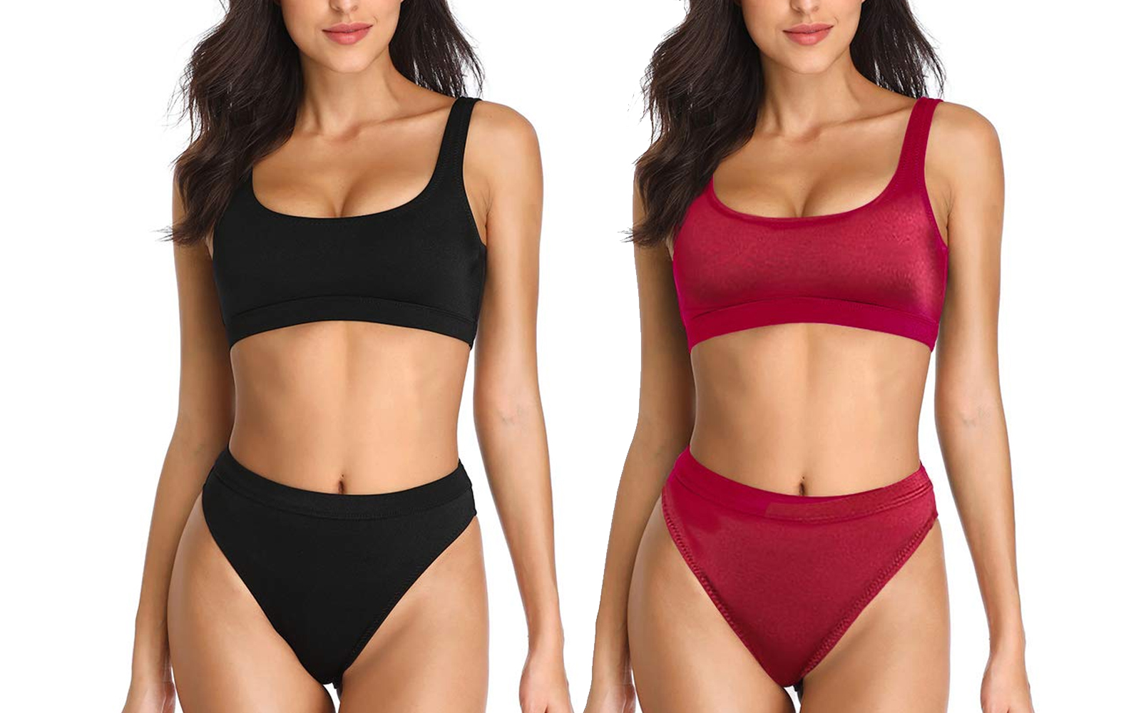 That Viral Amazon Swimsuit Is Now Available As a Bikini — and It's Only $27
