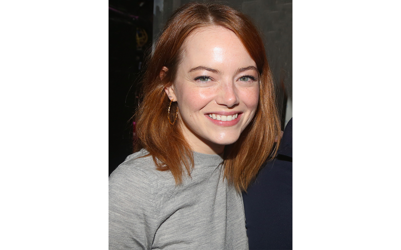 Emma Stone Wearing Missoma Jewelry