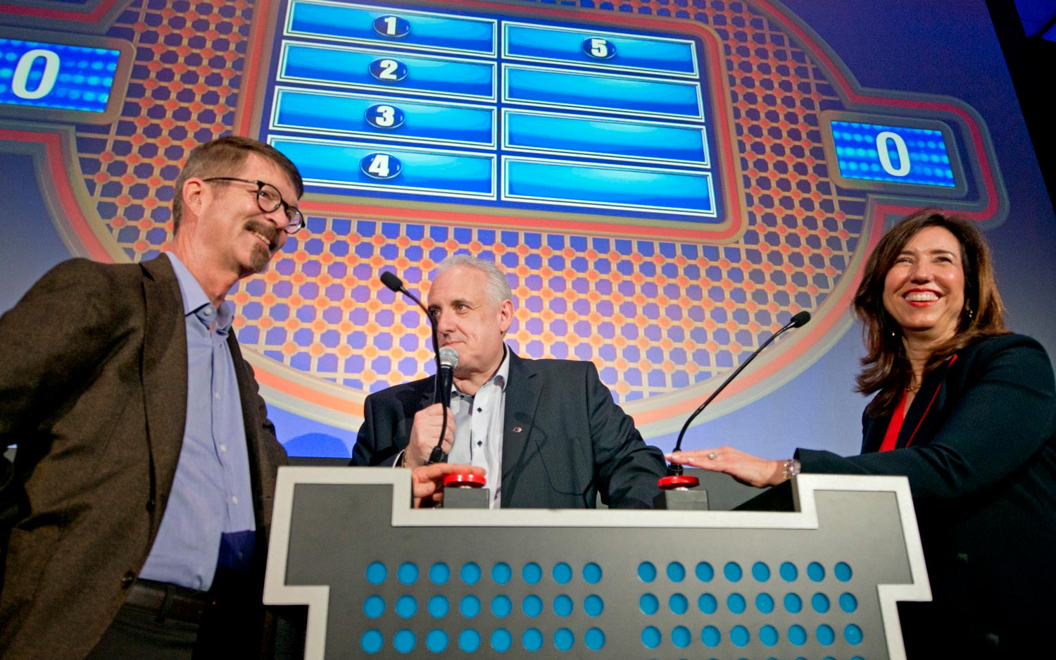 Carnival Cruise Passengers Can Battle It Out in a Live Version of 'Family Feud'
