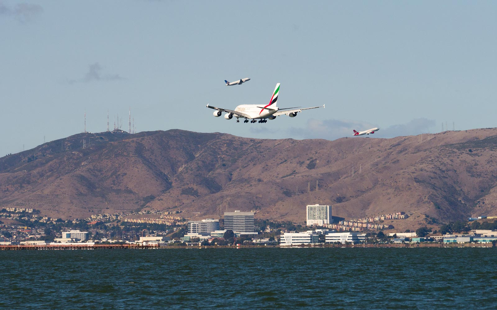 This Long-haul U.S. Flight Route Is the Busiest in the World