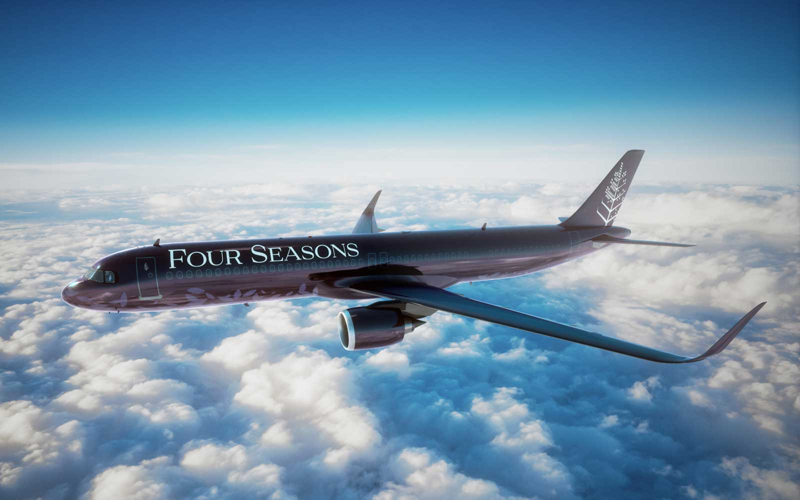 Four Seasons Plane