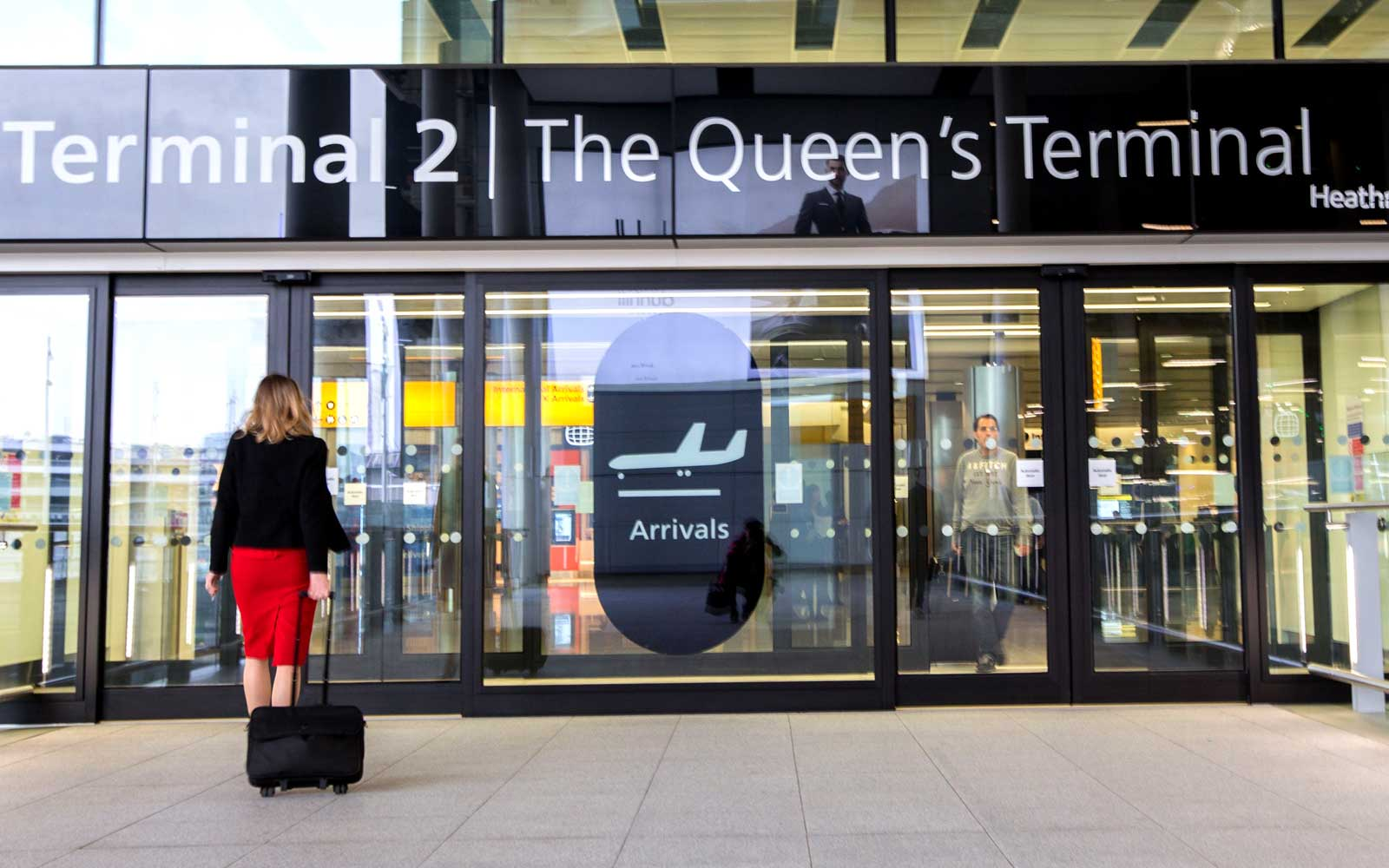 Heathrow Airport Says It'll Rename Terminals After Royal Children for April Fools'