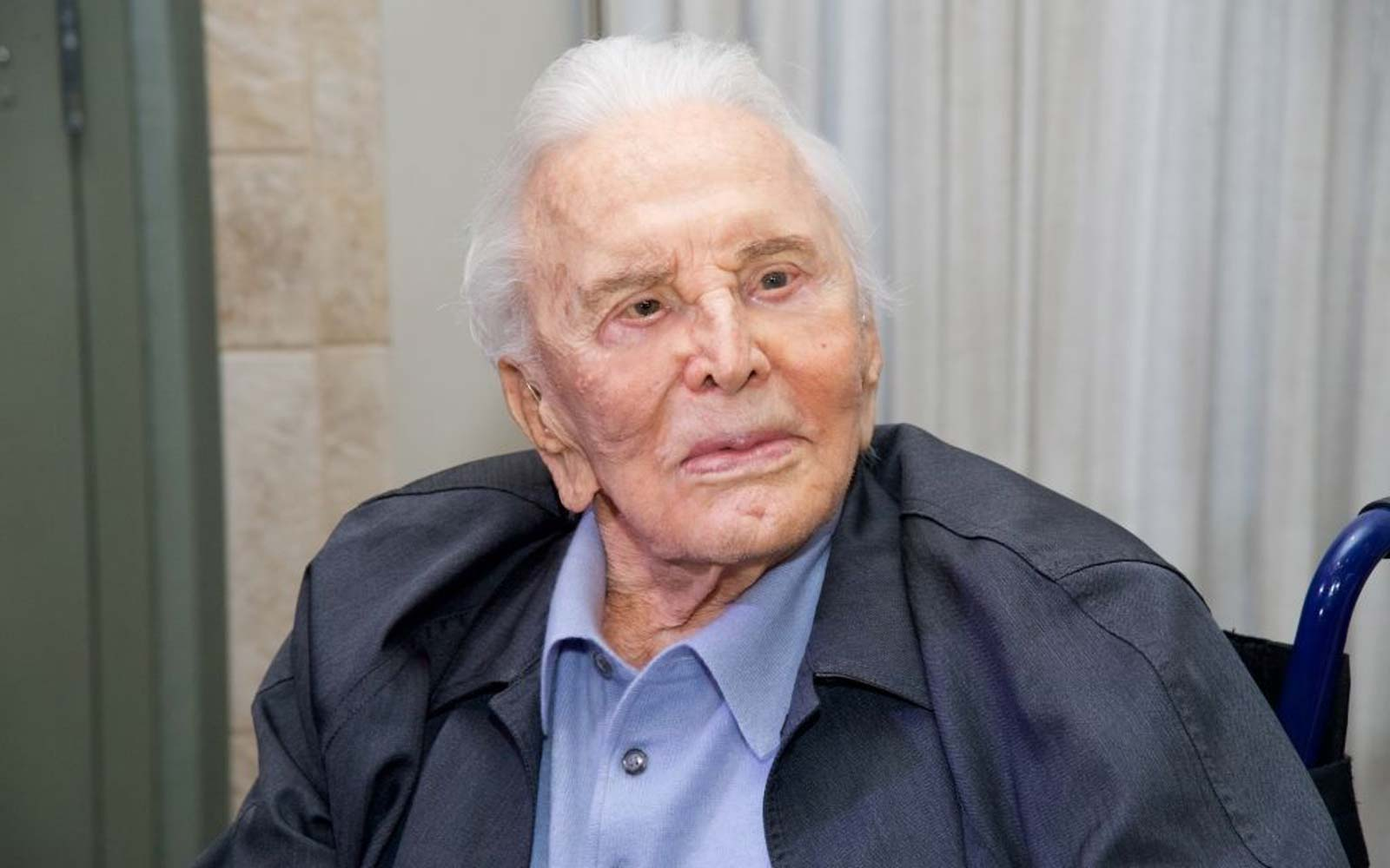 Kirk Douglas Still Enjoys Backyard Camping at the Age of 102: He Is 'Such an Inspiration'