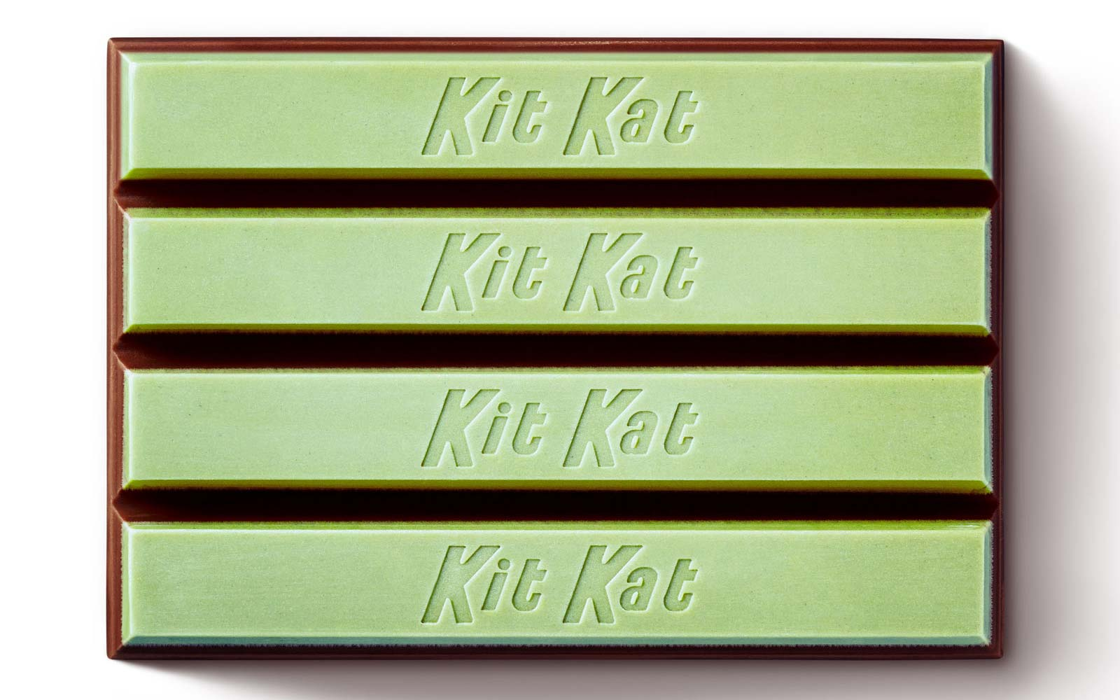 These New Mint + Dark Chocolate Kit Kat Bars Are Like Crispy Andes Mints