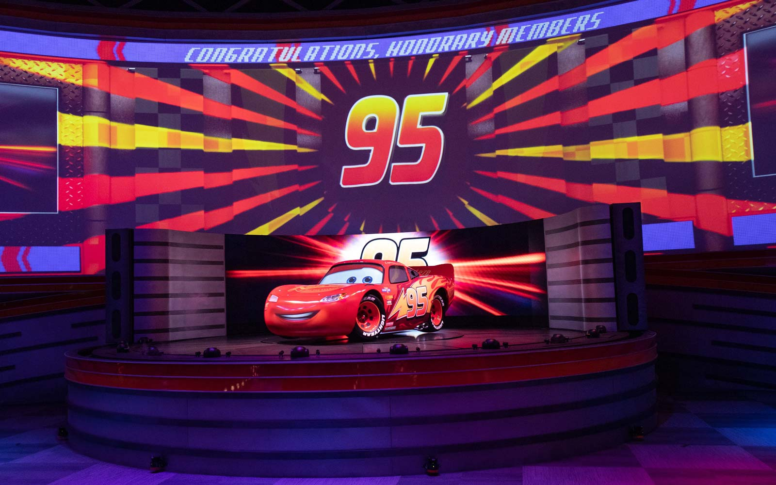 Lightning McQueen's Racing Academy Opens at Disney World