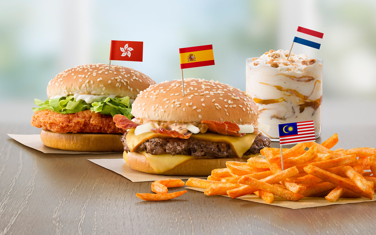 These Popular International McDonald's Items Are Coming to the U.S.