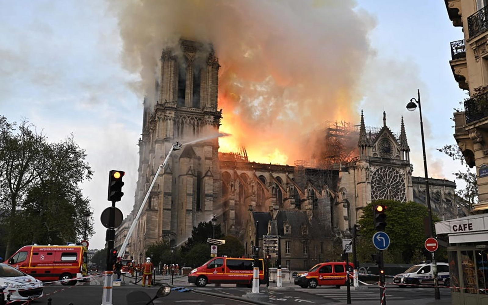 Notre Dame Relics Sent to the Louvre As Millions Are Pledged to Rebuild the Cathedral