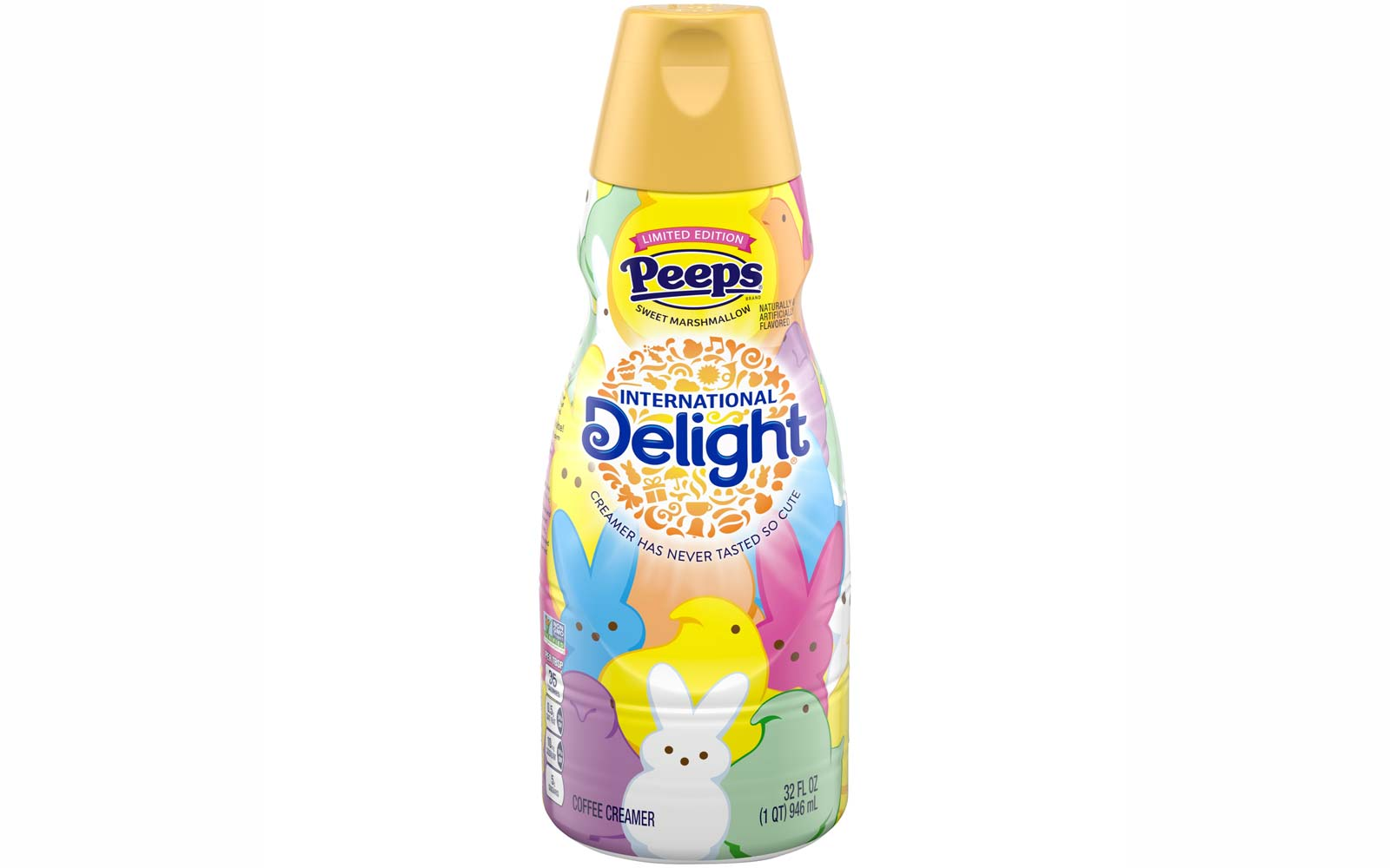 This Peeps-flavored Creamer Is Here to Sweeten (or Ruin) Your Coffee