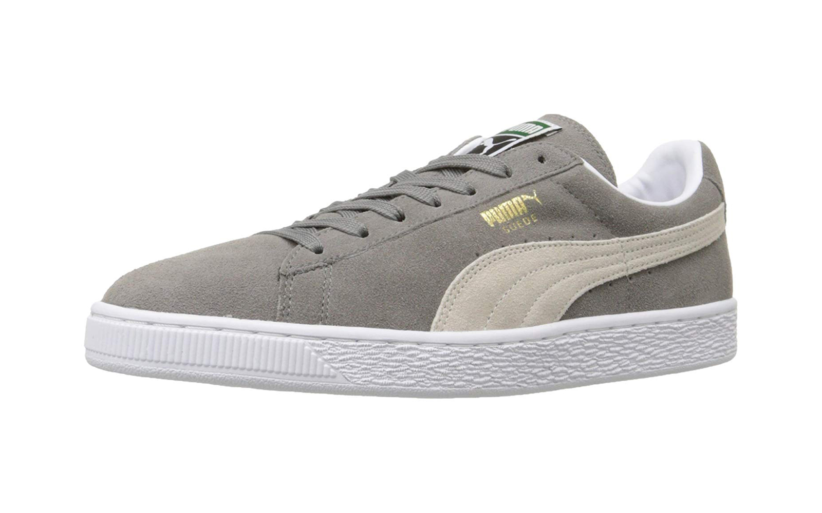quality design 89138 3d222 Puma Adult Suede Classic Sneaker. Courtesy of Amazon