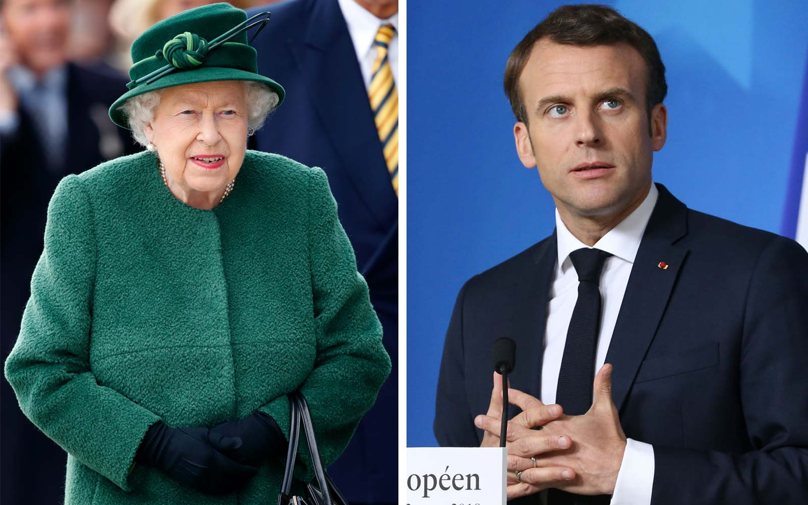 Queen Elizabeth Sends Heartfelt Note to French President After Notre Dame Fire